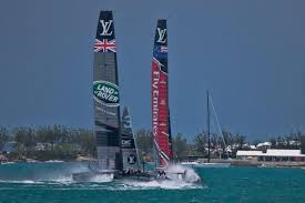 Image result for America's cup sailing bermuda
