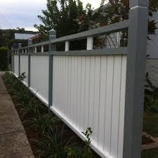 privacy fence painting painted privacy fence r94