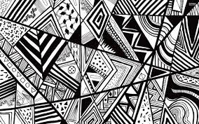 black and white wallpaper  qygjxz