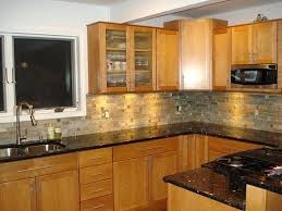 kitchen backsplash pictures with oak cabinets a with black granite counters granite oak kitchen cabinets kitchen backsplash pictures with oak cabinets