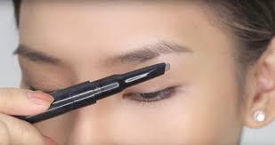 brow grooming made easy photo you