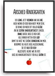 Suchergebnis Auf Amazonde Für Kindergarten Abschied