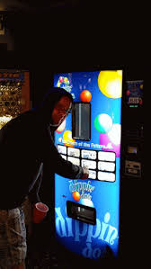 Dippin Dots Vending Machine Impressive Theme Park Review Photo TR Pilgrimage To The Point Page 48