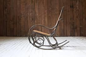 antique thonet model 10 bentwood rocking chair salvatore leone within prepare 13
