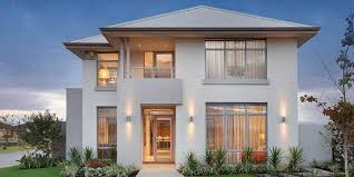 designs narrow lot homes perth western australia with the belvista modern house design