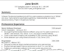 Customer Service Resume Summary Beauteous Example Customer Service Resumes Resume Professional Summary With