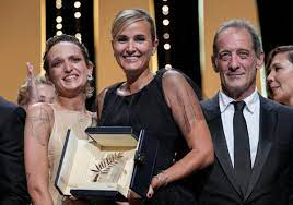 Titane' wins Cannes Film Festival's top ...