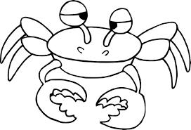 Coloriage Crabe Dessin Imprimer Sur Coloriages Info