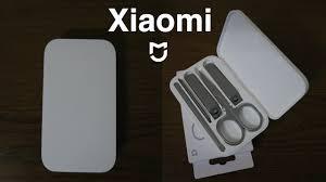 <b>Маникюрный Набор Xiaomi</b> Mijia Manicure Kit 2020. - YouTube