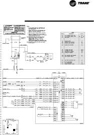 trane air handler wiring diagram solidfonts lennox air handler wiring diagram nilza net