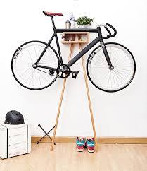cool diy bike rack pvc bike stand