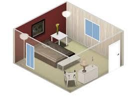 3D Room Layout - Home Design