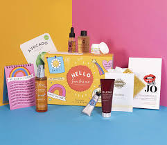 new drop together with mind we ve curated a box of beauty treats