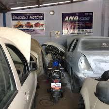 car repairing denting painting works anb sangam motors photos kalarampatti m