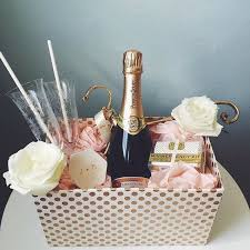 best 25 engagement gift baskets ideas on pinterest engagement Wedding Gifts For Bride And Groom Australia we envy the bride and groom to be who received this sumptuous bridesmaid gift basketsbridal personalised wedding gifts for bride and groom australia