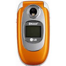 Full Body Housing for LG C3380 - Orange ...