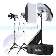 ox 750w photo studio flash lighting set 3 x 250w photography strobe light