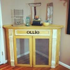 pet crate furniture. dog crate furniture corner mantel pet