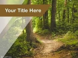Free Save Jungle Ppt Template Ppt Template Free Ppt