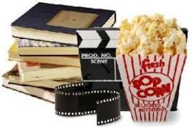 film kitaplar popcorn ile ilgili görsel sonucu