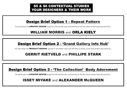Design Patterns Exam Questions And Answers Ppt Design Brief Option 1 Repeat Pattern Powerpoint