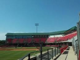 Five County Stadium Seating Chart Always A Great Time At The Mudcats Game Review Of Five