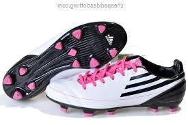 southampton adidas f50 adizero football boots white black pink larger image
