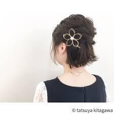 ショートでもできちゃう結婚式のお呼ばれヘアアレンジ10選hair