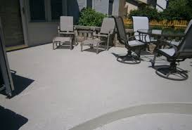 concrete patio contractor in st