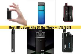 Suorin Air Blue Light Stays On New Mtl Best Vape Kits This Week Pod Systems Aios 11 18