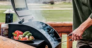 grills are all the rage from standard grilling to slow smoking and from breakfast to dinner grills are extremely versatile for backyard cooking and