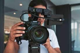Canon Fotoğraf Makinesini Webcam Gibi Kullanma
