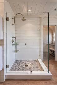 best 25 pebble shower floor ideas on grey tile shower best way to clean river