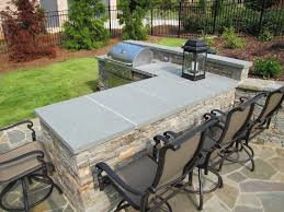 stacked bluestone grilling station 2