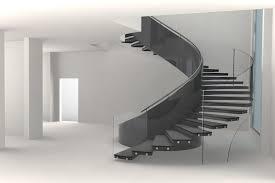 furniture interior decoration elegant stair ideas with minimalist