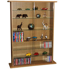 glass collectable display cabinet