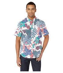 Reyn Spooner Size Chart Reyn Spooner San Clemente Tailored Fit Hawaiian Shirt