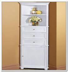 bathroom corner storage cabinets. Awesome Bathroom Floor Storage Cabinet Sanblasferry On White Corner For Cabinets S