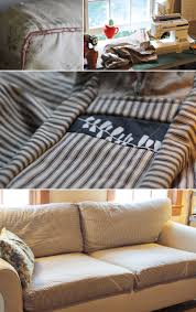 Old Sofa New Clothes For An Old Sofa Sue Schlabach