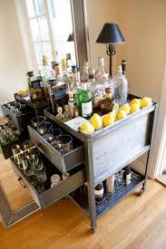 Design Ideas | Bar Cart | Kitchen Cart | Open | Display