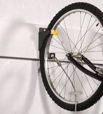 bicycle wall rider storage hangers