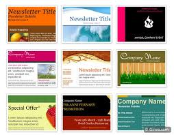 Free Newsletter Layout Templates Simple Outlook Email Template Free Gottayottico