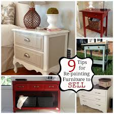 Refinishing Bedroom Furniture Two It Yourself 9 Tips For Selling Painted Re Finished Furniture