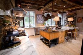 exposed ceiling lighting. Exposed Ceiling Kitchens Lighting A