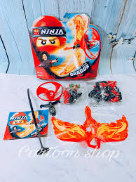Con quay ninjago lốc xoáy rồng đỏ - NLXCR
