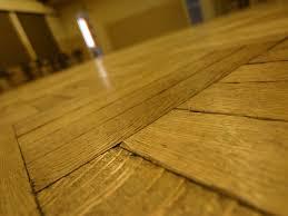 solid wood floors are creaking