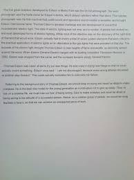 creative studies final assignment acirc yen  part ii 800 word essay acirc153yen