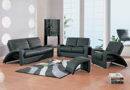 Living Room Inexpensive Living Room Furniture Sets Contemporary - Black furniture living room