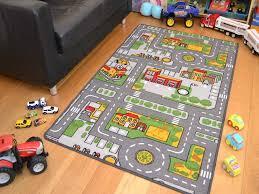 details about big huge extra large size boys kids childrens playroom road rug mat rugs mats