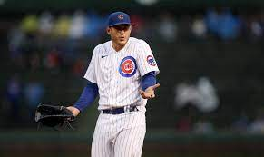 Anthony Rizzo exits Chicago Cubs win ...